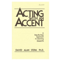 Acting with an Accent Scottish Accent Dialect CD