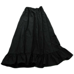 Skirt With Ruffle - Childs
