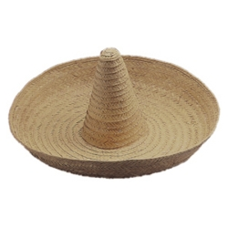 9cf54a67167d8 Mexican Zapata Sombrero