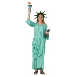 Statue of Liberty - Adult Costume