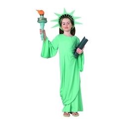 Statue of Liberty - Child Costume