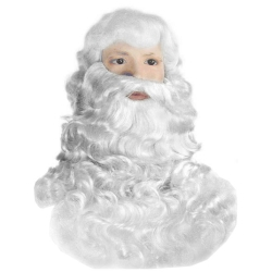 Supreme Santa Wig & Beard Set I