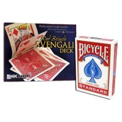 Svengali Bicycle Deck