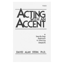 Acting with an Accent Yiddish Dialect CD