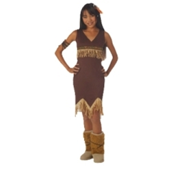 Indian Princess - Tween Costume