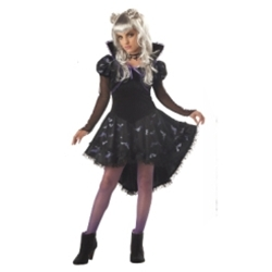 Nocturna the Vampire Princess - Tween Costume