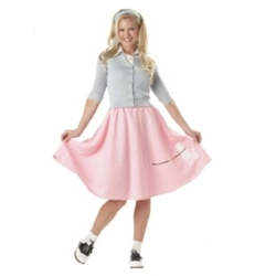 Poodle Skirt - Adult