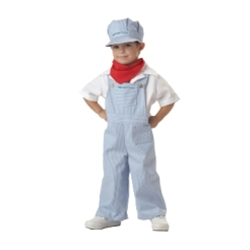 Amtrak Train Engineer – Toddler Costume