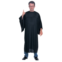 Judges Robe Adult Costume