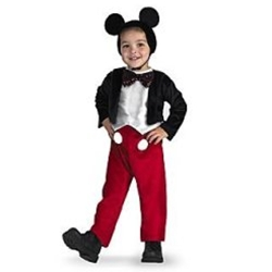 Disney Mickey Mouse Deluxe – Toddler Costume