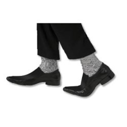 Michael Jackson Socks - Adult