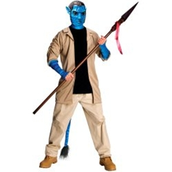 Avatar Deluxe Jake Sully – Adult Costume