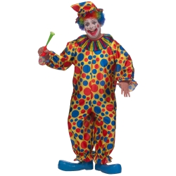 sc 1 st  The Costumer & Classic Clown Adult Costume