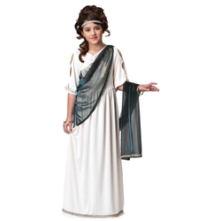 Roman Princess Kid's Costume