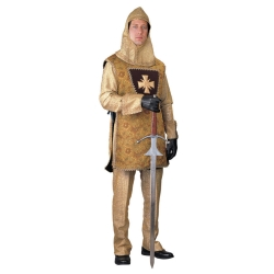 Medieval Knight Deluxe Adult Costume
