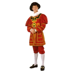 Beefeater (Yomen Warder) Deluxe Adult Costume