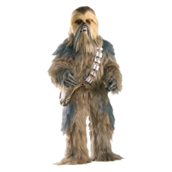 Chewbacca Collectors' Quality Deluxe Costume