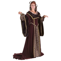 Catherine Of Hartford Deluxe Adult Costume