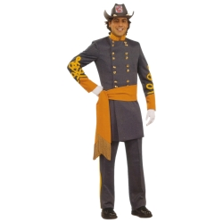Confederate Officer/General Robert E. Lee Deluxe Adult Costume