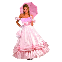 Southern Belle Deluxe Adult Costume