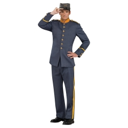 Confederate Soldier Deluxe Adult Costume