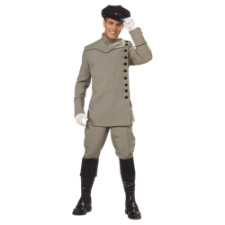 Chauffeur Deluxe Adult Costume