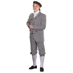 Tweeded Norfolk Suit Deluxe Adult