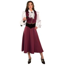 Pirate Wench Deluxe Adult Costume