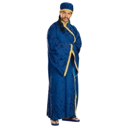 Chinese Man Deluxe Adult Costume