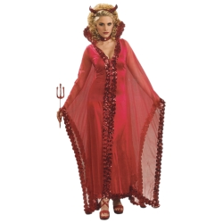 Devilish Delight Deluxe Adult Costume