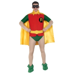 Robin Deluxe Adult Costume