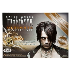 Criss Angel Mindfreak Ultimate Magic Set
