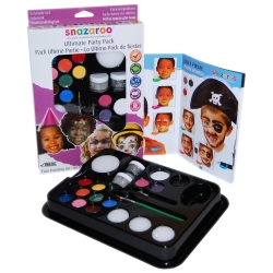 Snazaroo Face Painting Kit Ultimate Party Pack