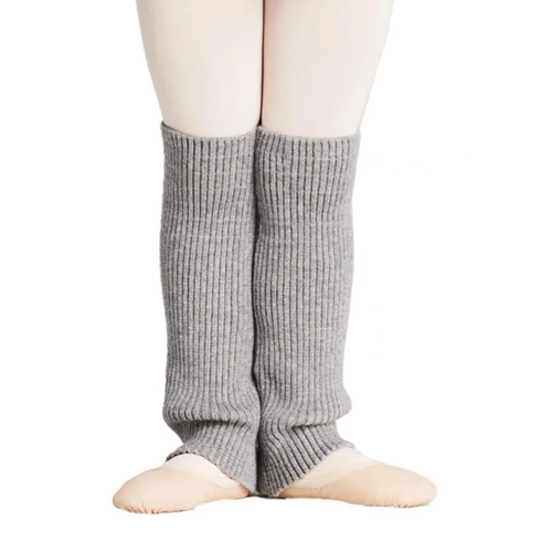 "12"" Child Leg Warmers with Metallic Sheen – Capezio CK10956C"