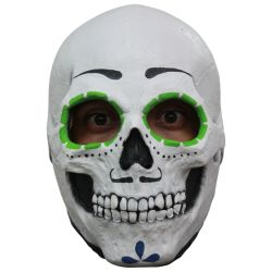 Catrin Skull Day of the Dead Male Mask