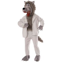 sc 1 st  The Costumer & Wolf in Sheepu0027s Clothing Adult Costume