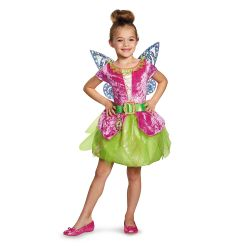Disney's Pirate Fairy Tinker Bell Kids Costume