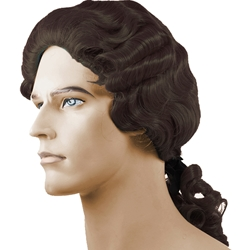 Colonial Man Wig Bargain The Costumer