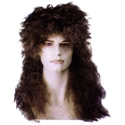 Beauty and the Beast Straight Beast Wig