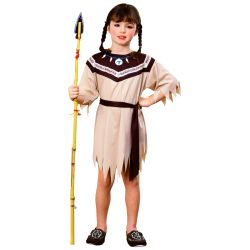 Native American Princess Kids Costume