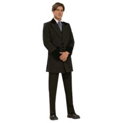 Gentleman's Suit Deluxe Adult Costume