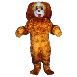 Cockerspaniel Dog Mascot - Sales