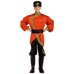 Russian Cossack Deluxe Adult Costume