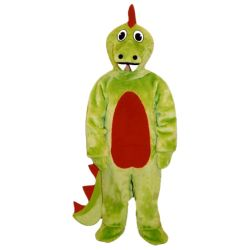 Child Dragon Mascot - Sales
