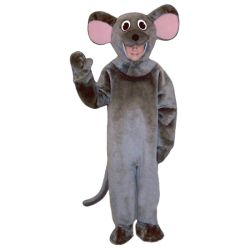 Child Mouse Mascot - Sales