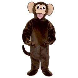 Child Monkey Mascot - Sales