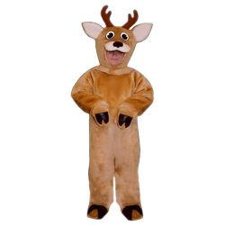 Child Deer Mascot - Sales