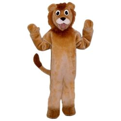 Child Lion Mascot - Sales