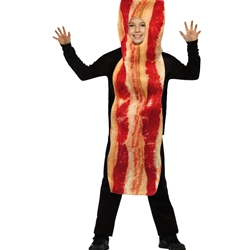 Bacon Strip Kids Costume