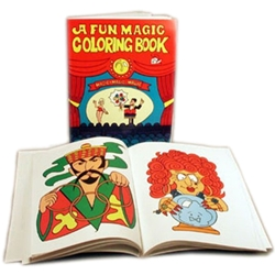 Coloring Book Kit Magic Trick